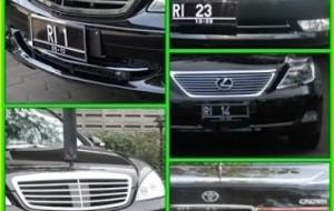 Mobil Pengantin RI 1 & RI 2 Milik Presiden Dan Wapres, Siapa Pengguna RI 3 & RI 4?