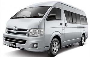Mobil Pengantin Rental Hiace Murah Di Jakarta