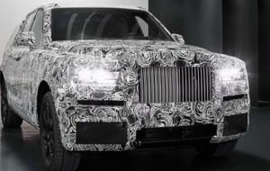 Mobil Pengantin Rolls-Royce Mulai Mengintip