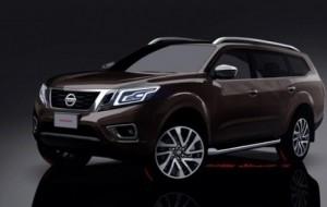 Mobil Pengantin Beginikah Tampilan SUV Nissan Pesaing Fortuner dan Pajero Sport?