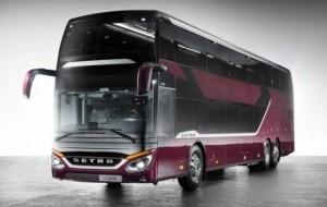 Mobil Pengantin Daimler Setra, Bus Dengan Sistem Pemadam Kebakaran pada Kompartemen Mesin