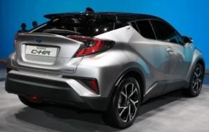 Mobil Pengantin Toyota C-HR Hybrid Performa Tinggi, Siap Diproduksi Tahun Depan
