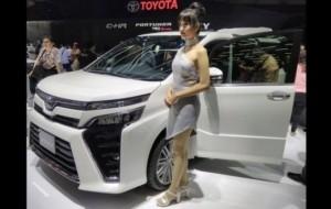 Mobil Pengantin Toyota Pantau Peluang Rakit MPV Mewah Voxy di Indonesia