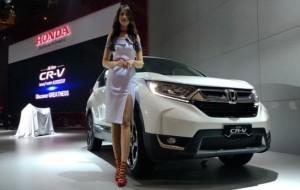 Mobil Pengantin Honda Luncurkan CR-V 3 Baris dan Turbo, Harga Mulai Rp 432 Juta