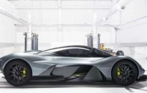 Mobil Pengantin Terungkap! Spesifikasi Hypercar Aston Martin Sekencang Mobil F1