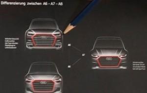 Mobil Pengantin Audi Segera Facelift Jajaran Produk Mobil Sedannya