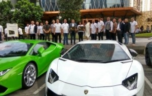Mobil Pengantin Pertamax Turbo Laris Dipakai Komunitas Mobil Mewah