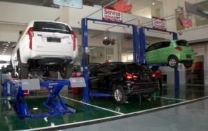 Mobil Pengantin SMILE Campaign menyambut Hari Raya Idul Fitri, Mitsubishi Siapkan 220 Titik