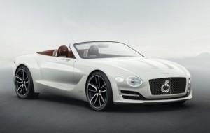 Mobil Pengantin Bentley Ingin Ciptakan Sportcar Dua Pintu Pesaing Ferrari dan Lamborghini