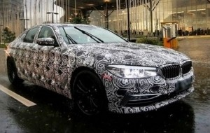 Mobil Pengantin BMW Seri 5 Terbaru Tertangkap Kamera, Sedang Uji Jalan Di Indonesia