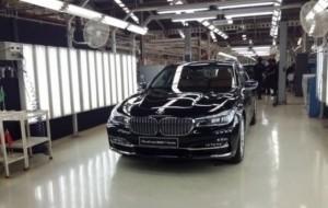 Mobil Pengantin BMW Seri 7 Kini Dirakit di Sunter, Jakarta