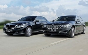 Mobil Pengantin BMW dan Mercedes-Benz Bersiap Pangkas Produk