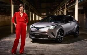 Mobil Pengantin Toyota Percepat Kehadiran CH-R di Indonesia