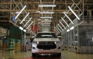 Mobil Pengantin Penjualan Toyota Bulan Mei Catat Yang Tertinggi Sepanjang 2016