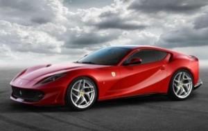 Mobil Pengantin Ferrari 812 Superfast Bakal Debut Dunia di Genewa