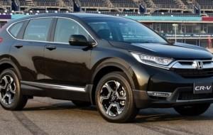 Mobil Pengantin Bocoran Wujud Honda CR-V Edisi 2017