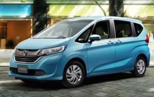 Mobil Pengantin Penampakan Jelas Honda Freed Teranyar