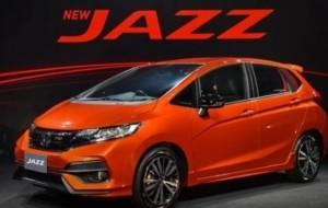Mobil Pengantin Honda Jazz Facelift Segera Mendarat di Indonesia Agustus Mendatang