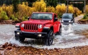 Mobil Pengantin Jeep Wrangler Plug-in Hybrid Meluncur 2020