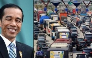 Mobil Pengantin 4 Cara pemerintah Jokowi manjakan pemudik Lebaran 2017