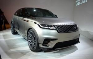 Mobil Pengantin Range Rover Velar Baru Rp2 Miliar Mengaspal di Jakarta