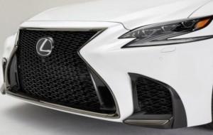 Mobil Pengantin Lexus LS 500 Baru Tampil Lebih Sporty