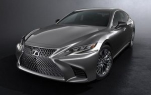 Mobil Pengantin Lexus Bakal Resmikan LS 500h Bulan Depan