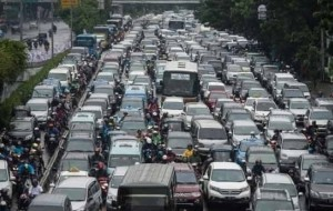 Mobil Pengantin Pandangan CEO Ferrari Jakarta Terhadap Sistem Ganjil-Genap di Jakarta