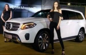 Mobil Pengantin Mercedes-Benz GLS-Class Resmi Meluncur Di Indonesia