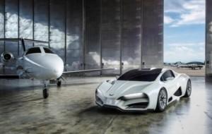 Mobil Pengantin Milan Red Bersiap Ramaikan Pasar Hypercar