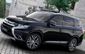 Mobil Pengantin Generasi Mitsubishi Outlander Meluncur Pekan Depan, Pesaing Berat Honda CR-V?