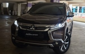 Mobil Pengantin 4 Kelebihan Interior All-new Pajero Sport