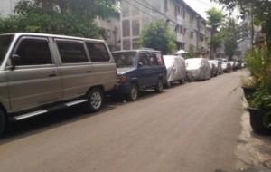Mobil Pengantin Polda Metro Jaya Back up Pemda Soal Aturan Mobil di Jakarta Harus Punya Garasi