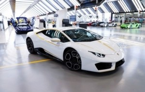 Mobil Pengantin Lamborghini Paus Fransiskus Laku Terjual Rp 11,6 Miliar