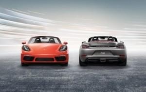 Mobil Pengantin Porsche Segera Kembalikan Mesin 6 Silinder ke Model 718