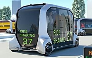 Mobil Pengantin Inilah Mobil Komersial Masa Depan Dari Toyota Yang Mirip Pemanggang Roti