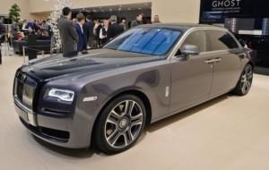 Mobil Pengantin Hantu Rolls Royce Tertangkap Kamera di Geneva Motor Show