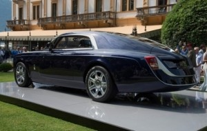 Mobil Pengantin Rolls-Royce Sweptail, Selera Kemewahan Pemilik