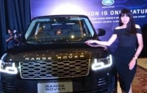 Mobil Pengantin Range Rover Facelift Mengaspal di Indonesia