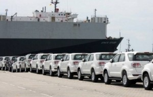 Mobil Pengantin Toyota Indonesia Targetkan Peningkatan Ekspor 10 Persen
