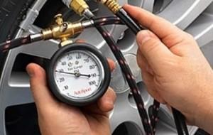 Mobil Pengantin Mudik Jauh, Tekanan Angin Ban Mobil Cukup 29 Psi