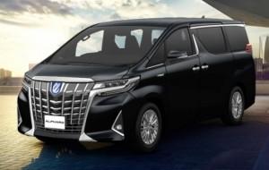 Mobil Pengantin Transformasi Toyota Alphard, Mobil MPV Mewah Terlaris