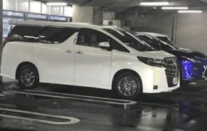 Mobil Pengantin Toyota Alphard Siap Facelift