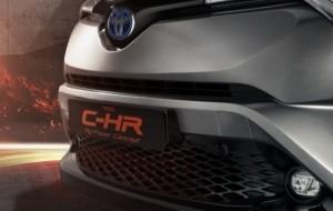 Mobil Pengantin Toyota C-HR Hy-Power Segera Diperkenalkan