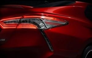 Mobil Pengantin Toyota Hadirkan Gambar Teaser Camry Terbaru