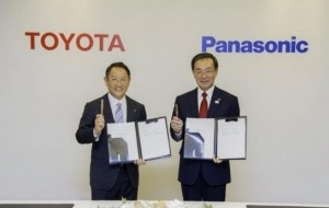 Mobil Pengantin Toyota Gandeng Panasonic Demi Masa Depan Mobil Listrik