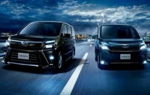 Mobil Pengantin Toyota Voxy 2017 Sudah Mendarat Di Indonesia Dari Jepang