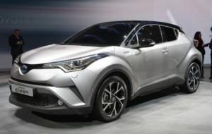 Mobil Pengantin Toyota Siapkan Penantang Honda HR-V di Indonesia