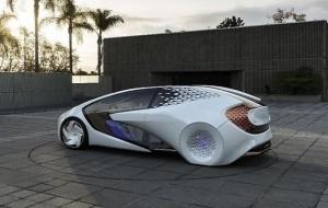 Mobil Pengantin Toyota Siap Kembangkan Mobil Otonom Bersinyal 5G