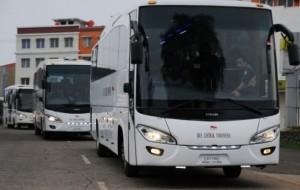 Mobil Pengantin Bus Listrik MAB Meluncur Tunggu Perpres Mobil Listrik Disahkan
